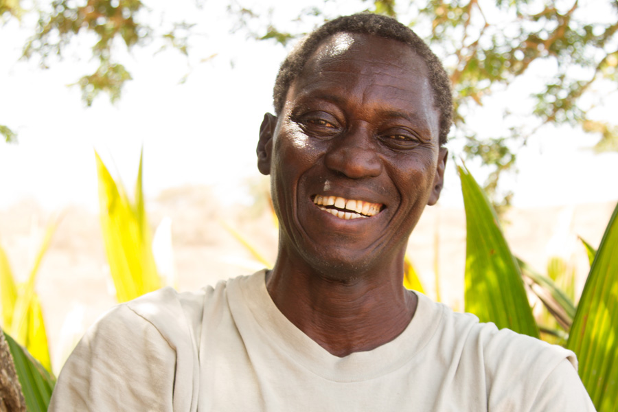Pioneer and activist Ibrahima Seck, Senegal